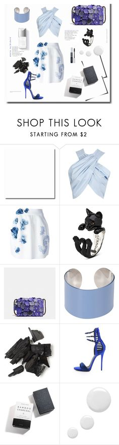 """""""Tender summer"""" by tinkabella222 ❤ liked on Polyvore featuring Ermanno Scervino, Coach, Maison Margiela, Giuseppe Zanotti, Herbivore, Topshop, Couture Colour and Christian Dior"""