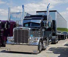 Truck Drivers U.A added a new photo. Show Trucks, Big Rig Trucks, Old Trucks, Peterbilt 389, Peterbilt Trucks, Heavy Duty Trucks, Heavy Truck, Custom Big Rigs, Custom Trucks