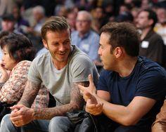 Pin for Later: Ces Célébrités Sont Tout Aussi Fans de David Beckham Que Nous Jeremy Piven