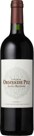 Château Ormes de Pez 2011 : Souple, charmant, joli fruit, le raisin est mûr.    En savoir plus : http://avis-vin.lefigaro.fr/vins-champagne/bordeaux/medoc/saint-estephe/d20476-chateau-ormes-de-pez/v20757-chateau-ormes-de-pez/vin-rouge/2011#ixzz2TFfg3tMF