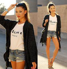 Celine + Inkwear Giveaway (by Jessica R.) http://lookbook.nu/look/4032466-Celine-Inkwear-Giveaway