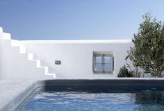 Villa Fabrica: Serenity in Santorini