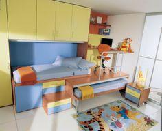10 best camerette a soppalco images on Pinterest | Room kids, Anna ...
