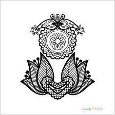 Colorfy Coloring App By Me