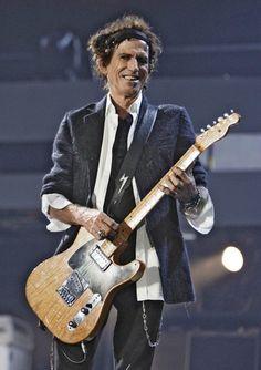 The Rolling Stones: Keith Richards va sortir son premier album depuis 23 ans