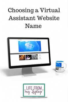 how to choose a name for your website