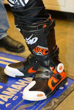 Mxdn Nike Motocross Boots Kicks Pinterest Motocross Dirt