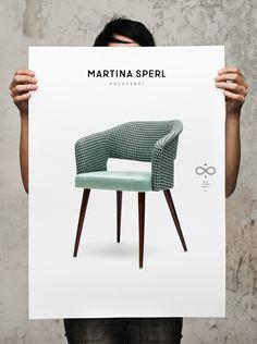 Martina Sperl - Branding by moodley brand identity , via Behance http://www.behance.net/gallery/Martina-Sperl-Branding/11136539