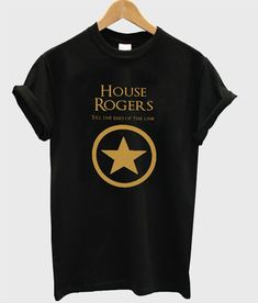 House Rogers Captain America T-Shirt Captain America Shirt, Printed Tees, Cool Shirts, Choices, Avengers, Marvel, Clothing, Prints, Mens Tops