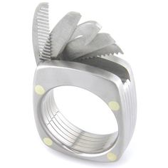 Boone The Man Ring: Titanium Utility Ring