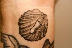 Tribal Seashell Tattoo Designs Seashell starfish tattoos page