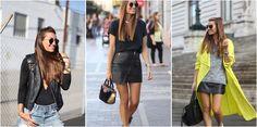 Looks de entretiempo de una de las bloggers españolas más famosas, Bartabac
