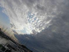 Vacanze 2013 a Porec in Croazia. Niente spiaggia, molte attrezzature e intrattenimento in riva al mare.. Grandi tramonti sull'acqua.