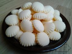 i Candy Recipes, Sweet Recipes, Christmas Sweets, International Recipes, Mini Cupcakes, Dessert Table, Christmas Cookies, Baked Goods, Pavlova