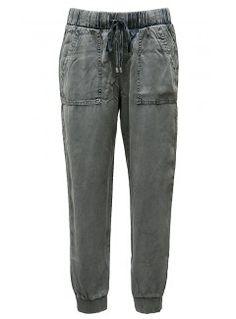 WWW.WHITESBOUTIQUE.COM splendid-grey-jogger-pants