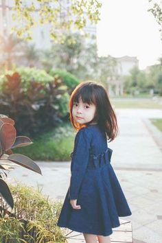 Ideas for beautiful children girls dolls Cute Asian Babies, Korean Babies, Asian Kids, Cute Asian Girls, Cute Babies, Asian Child, Stylish Little Girls, Cute Little Girls, Cute Kids