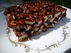 LittleRedSaid.......: As Canadian as Puffed Wheat Squares