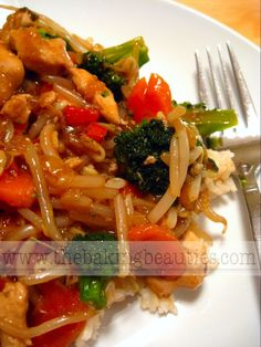 With this Gluten Free Chicken Stir Fry recipe in your repertoire, you don't need to lament not being able to enjoy take-out anymore.