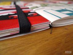 Collection de carnet à croquis © Dezzig