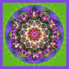 Mandala Art | Mandala Art: Unfoldment Mandala