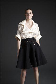 Sfilata McQ London - Collezioni Autunno Inverno 2013-14 - Vogue