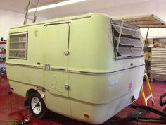 1973 Trillium vintage trailer Reno