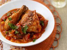 Tomaten-Hähnchen ist ein Rezept mit frischen Zutaten aus der Kategorie Hähnchen. Probieren Sie dieses und weitere Rezepte von EAT SMARTER!