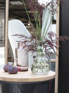 Stylizimoblog : Broste Copenhagen glass jars at Designtrade DK. #styling #designtrade