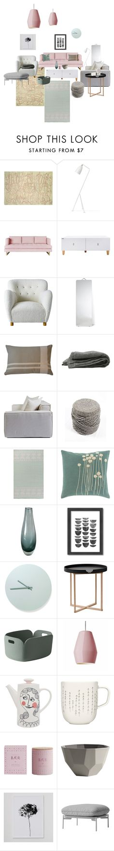 """search results for scandinavian"" by meetminion ❤ liked on Polyvore featuring interior, interiors, interior design, home, home decor, interior decorating, Nalbandian, Gubi, Gus* Modern and Braddock"