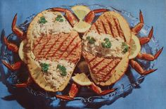 Creative You!: 1950s Cook Book: Good Housekeeping Compendium stuffed crabs were the way to impress your husband's boss in 1953