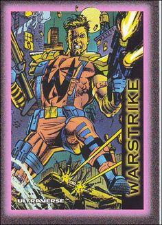 Warstrike (Ultraverse '93)
