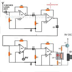 homemade circuit projects sensor circuit - Yahoo Image Search Results
