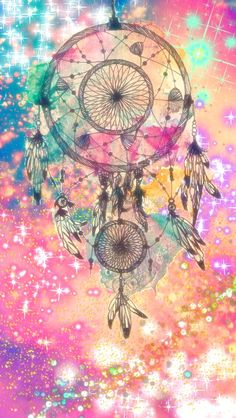 Galaxy Chevron Wallpaper, Galaxy Wallpaper, Wallpaper Backgrounds, Future Wallpaper, Cool Wallpaper, Purple Dream Catcher, Dreamcatcher Wallpaper, Arts And Crafts Kits, Certificate Design Template