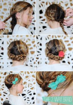 20 Adorable Hairstyles For School Girls - June 01 2019 at Girls School Hairstyles, Little Girl Hairstyles, Cute Hairstyles, Choppy Hairstyles, Beautiful Hairstyles, Latest Hairstyles, Ponytail Hairstyles, Short Haircuts, Latest Haircut
