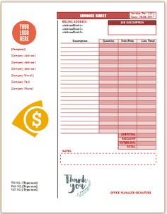 22 Best Carpet Cleaning Invoice Template Images In 2017