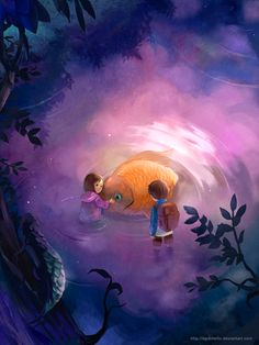 Melani Sie Children Illustration
