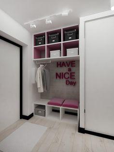 дизайн интерьера маленькой квартиры 22 кв.м