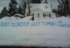 Funniest Snow Memes Ever
