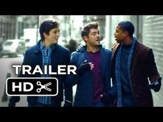That Awkward Moment Official Trailer #1 (2014) - Zac Efron Movie HD ---- I REALLY want to see this when it comes out but no it has to be rated R! It looks freaking hilarious