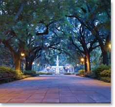 Savannah is the most frightening city and seaport in all of America. There's so much haunted history from the Civil War, which the Travel Channel's Ghost Adventurers have explored in depth. Before dark, wander over to the Savannah. Haunted Hotel, Most Haunted, Haunted Places, Visit Savannah, Savannah Chat, Savannah Georgia, Forsyth Park, Haunted History, Ghost Tour
