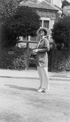 GABRIELLE CHANEL AND DEAUVILLE