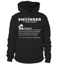 Engineer t Shirt - Mechanic