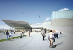 Sejong Art Center Winning Proposal / DMP Partners