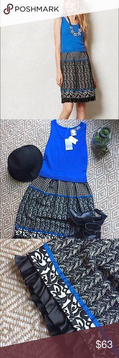 Selling this Anthropologie Tiered Arden Dress on Poshmark! My username is: blalock720. #shopmycloset #poshmark #fashion #shopping #style #forsale #Anthropologie #Dresses & Skirts