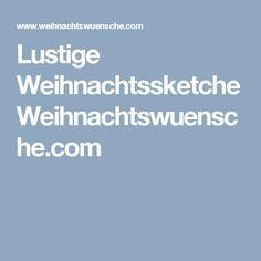 Lustige WeihnachtssketcheWeihnachtswuensche.com
