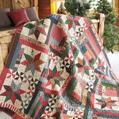 Hot Off the Press: America Loves Scrap Quilts Winter 12/13