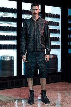 Alexander Wang Spring 2015 Menswear - Collection - Gallery - Style.com