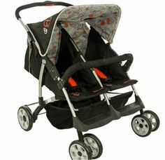 Man I am going to need this before to long.cute, simple and the price is right. Best Double Stroller, Double Strollers, Baby Strollers, Childrens Beds, Baby Makes, My Side, Kids Furniture, Cute, Parenting