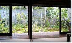 2012年9月(木漏れ日の庭)