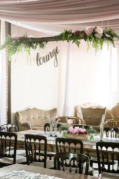 Birds of a Feather Events Photos, Wedding Planning Pictures, Texas - Dallas, Ft. Worth, hanging centerpiece, fern centerpiece, wedding design